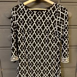 3/4 Sleeve Dress Size Small